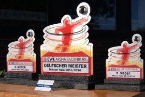 Pokale-Max-Hering-Oldenburg
