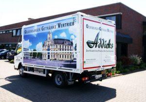 Fahrzeugwerbung-Vollverklebung-LKW-Max-Hering-Oldenburg