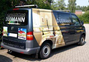 Fahrzeugwerbung-Vollverklebung-Transporter-Max-Hering-Oldenburg